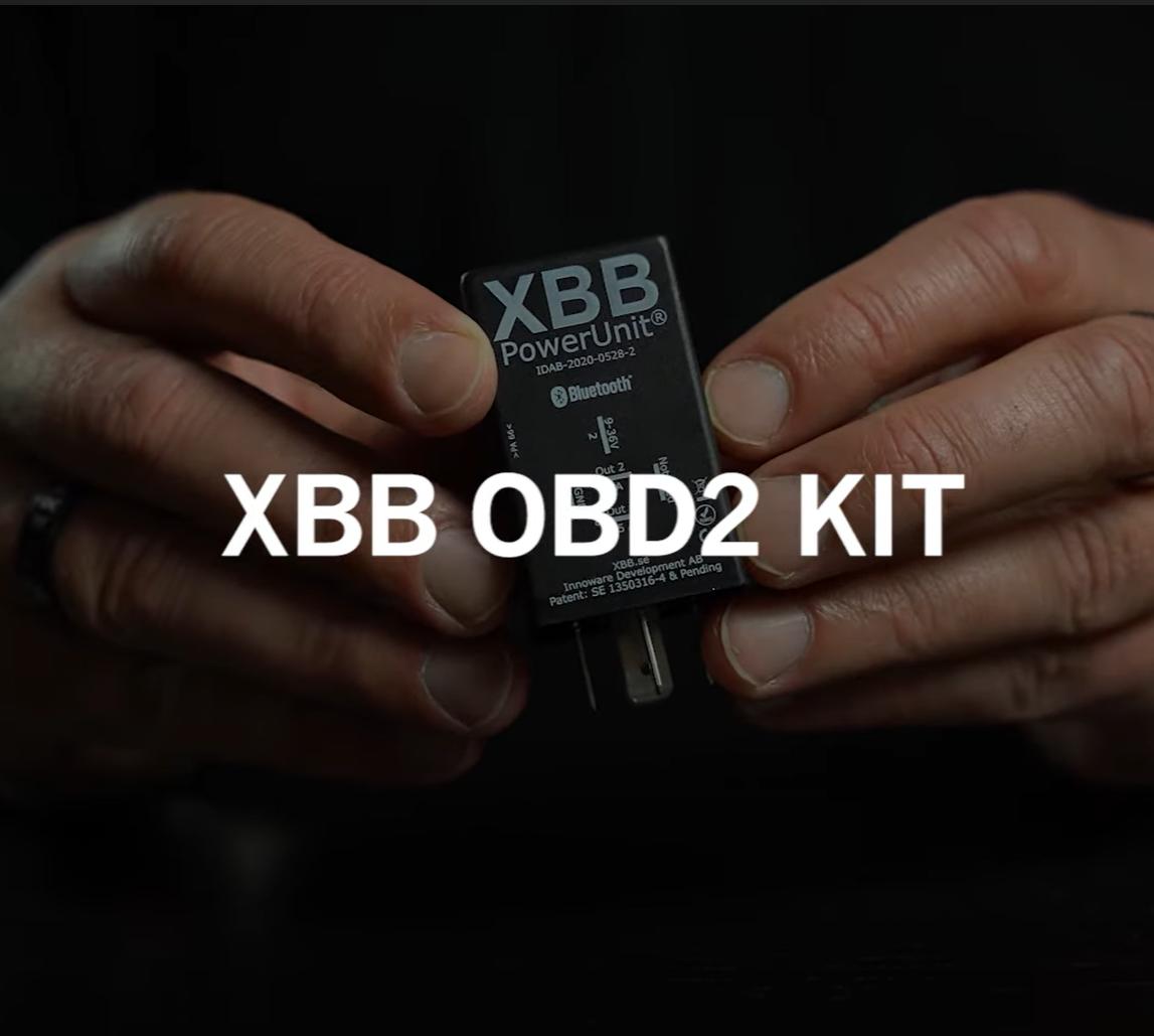 Informationsfilm om XBB Dongle & XBB PowerUnit